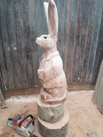 Peter Rabbit unpainted